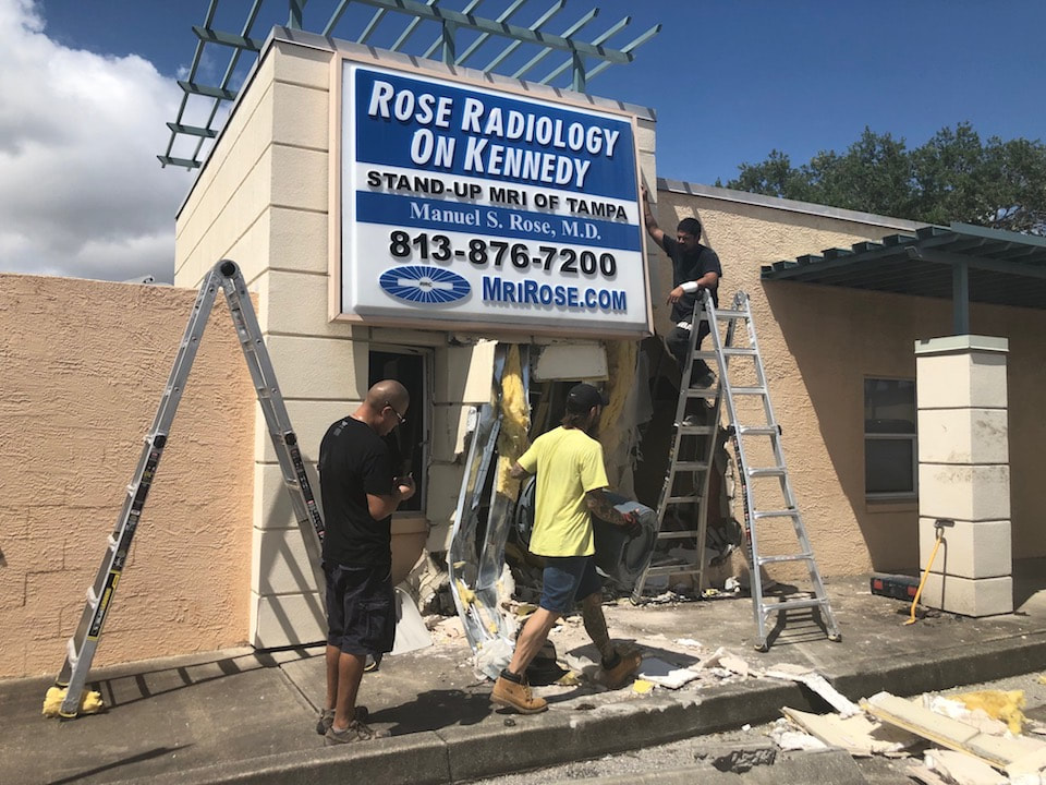 Commercial Demolition Contractors Tampa 01