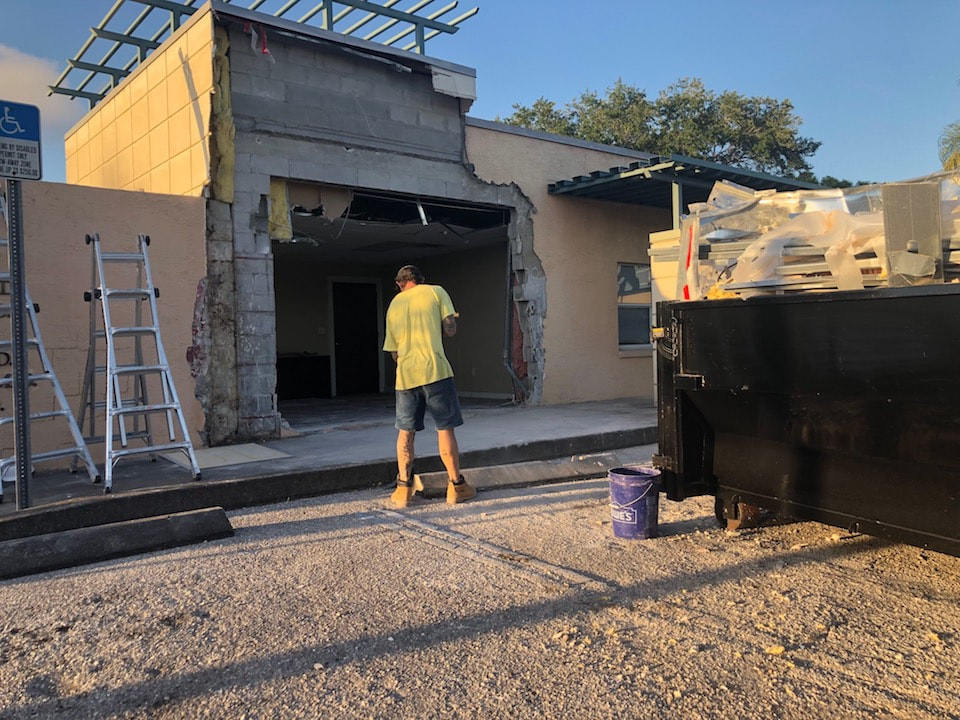 Commercial Demolition Contractors Tampa 03